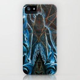 Enki iPhone Case