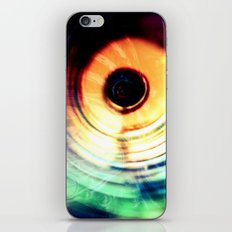 حلقه های رنگارنگ iPhone & iPod Skin