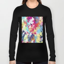 Abstract 39 Long Sleeve T-shirt