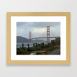 The Gateway  Framed Art Print