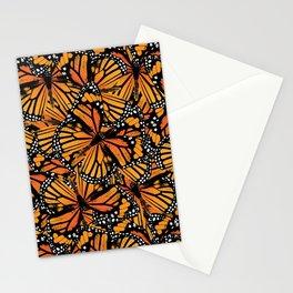 Monarch Butterflies Pattern | Butterfly Pattern | Stationery Cards