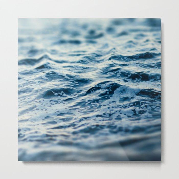 Ocean Magic Metal Print