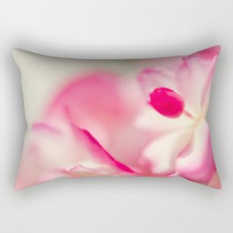 Begonia Gum Drop Rectangular Pillow