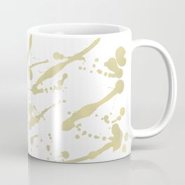 Gold drops Coffee Mug