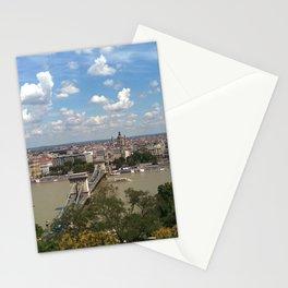 Budapest /Danube River/ Summer/ sunshine Stationery Cards