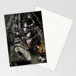 The Crone's Hut Stationery Cards