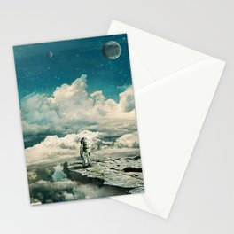 The explorer Stationery Cards