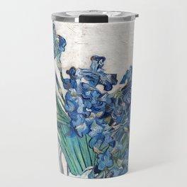 Irises II - Vincent Van Gogh Travel Mug