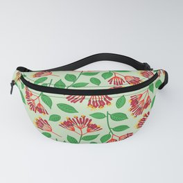 Ferninandosa Flower Fanny Pack
