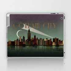 Gotham City Laptop & iPad Skin