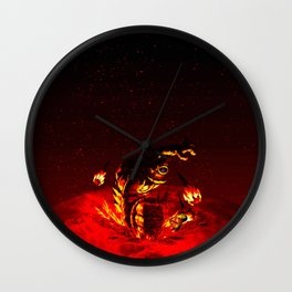 zelda fight Wall Clock