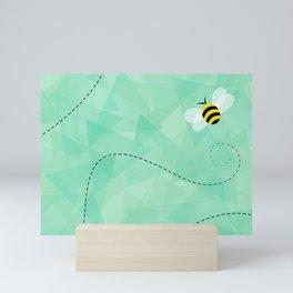 BUZZ OFF Mini Art Print