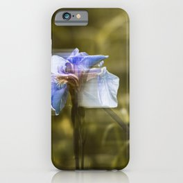 Pandemic Paused, Beauty in Motion iPhone Case