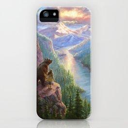 The Last Frontier iPhone Case