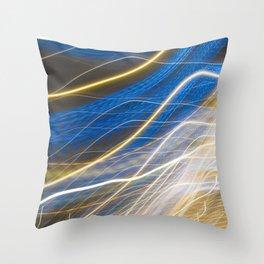 Venetian Lights Number 1 Throw Pillow