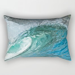 Wave Rectangular Pillow