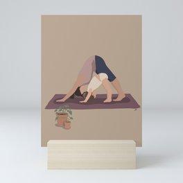 Grow Together Mini Art Print