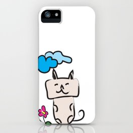 Kittie Cat iPhone Case
