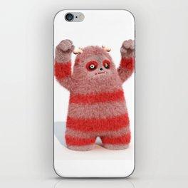 Yeti Attack iPhone Skin