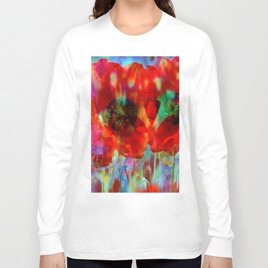 Simple as flowers Long Sleeve T-shirt