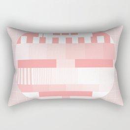 color correcting Rectangular Pillow