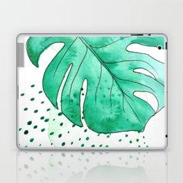 monstera monday Laptop & iPad Skin