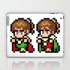 Final Fantasy II - Palom and Porom Laptop & iPad Skin