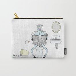 Grumpy Goat Carry-All Pouch