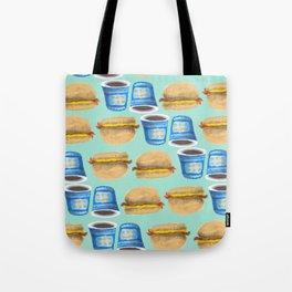 NYC Breakfast Tote Bag