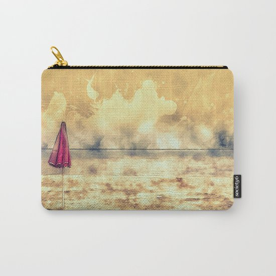 Echo Beach Carry-All Pouch