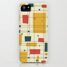 Mid-Century Modern iPhone (5, 5s) Slim Case