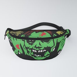 3 Zombies Fanny Pack