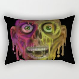 Tar Man 2 Rectangular Pillow