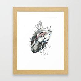 H10 Framed Art Print