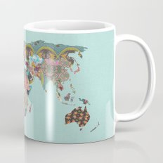 Louis Armstrong Told Us So (teal) Coffee Mug