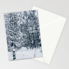 adventures are calling Stationery Cards