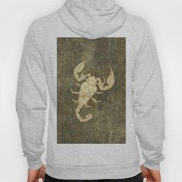 Beautiful scorpion mandala Hoody