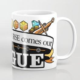 DnD class Rogue Coffee Mug