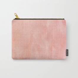 Watercolor Coral Dream Carry-All Pouch