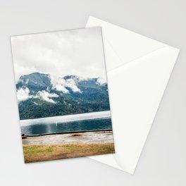 Lake Crescent, Washington Stationery Cards