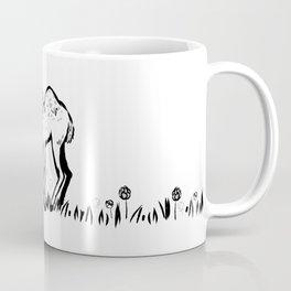 Humpy fawn Coffee Mug