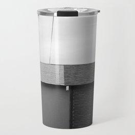 Half and Half Travel Mug