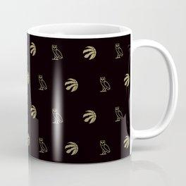 Raptors - Black Coffee Mug