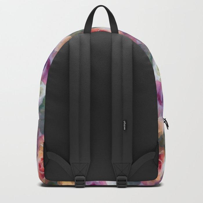 Fresh spring floral pattern Backpack
