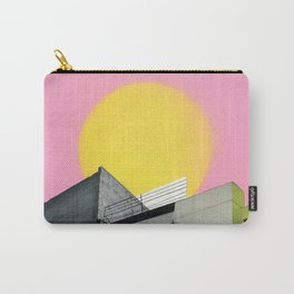 Neon Roof Top Carry-All Pouch
