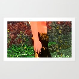 Cult of Youth:Fashionable Art Print