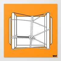 drums Canvas Prints featuring Drums by VASH