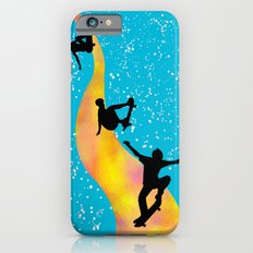 kick, push ... coast! iPhone 6s Slim Case