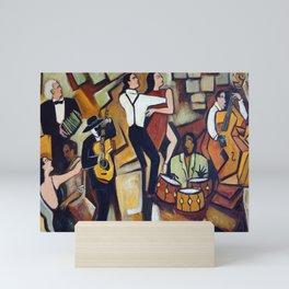 Suenos de Tango Mini Art Print