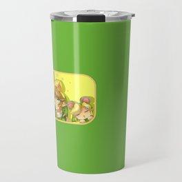 Legend of Zelda: Bunny hoods Travel Mug